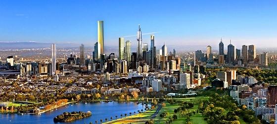 Melbourne-future-skyline
